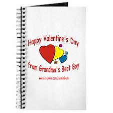 GRANDMA'S BEST BOY Journal