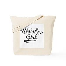 Whiskey Girl Tote Bag