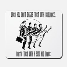 Office Song and Dance Mousepad