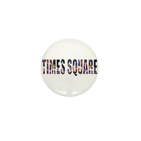 Times Square Mini Button (10 pack)