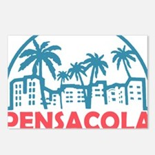 Cool Pensacola florida Postcards (Package of 8)