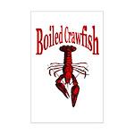 Boiled CrawfishMini Poster Print