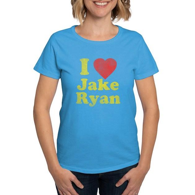 Sixteen Candles I Love Jake Ryan Tee