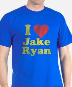 I Love Jake Ryan T-Shirt