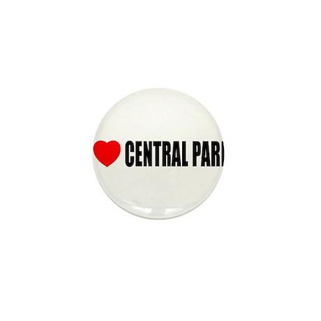 I Love Central Park Mini Button (10 pack)
