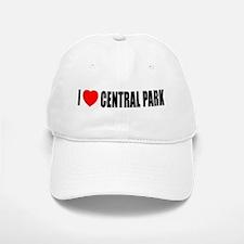I Love Central Park Baseball Baseball Cap