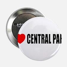 "I Love Central Park 2.25"" Button"