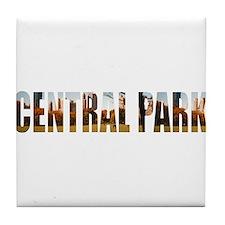 Central Park Tile Coaster