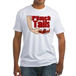 Pinch Tails Fitted T-shirt