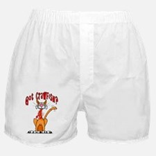 Got Crawfish? Boxer Shorts