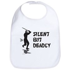 Silent But Deadly Bib