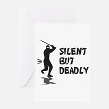 Silent But Deadly Greeting Cards (Pk of 10)