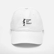 Silent But Deadly Baseball Baseball Cap