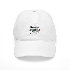 Samoa Rocks Baseball Cap