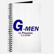 G-Men Journal
