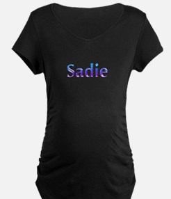 Glitter Name Sadie T-Shirt