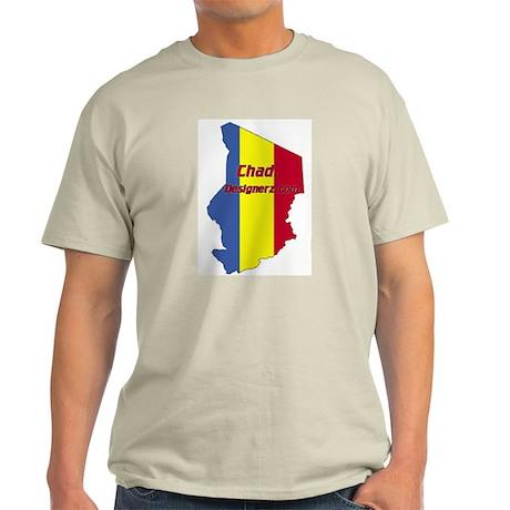 Chad Ash Grey T-Shirt