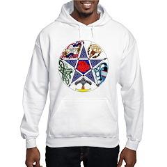 Celtic Pentagram Hoodie