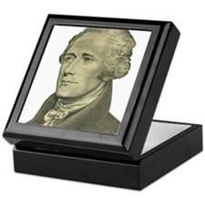 Thomas Jefferson Keepsake Box