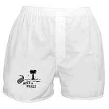 Nuke the Whales Boxer Shorts