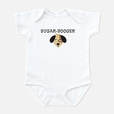 SUGAR-BOOGER (dog) Infant Bodysuit