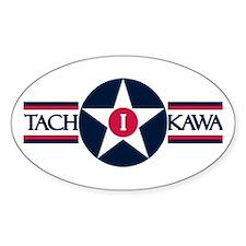 Tachikawa Air Base Oval Decal