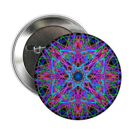 "Kaleidoscope 0005c 2.25"" Button"