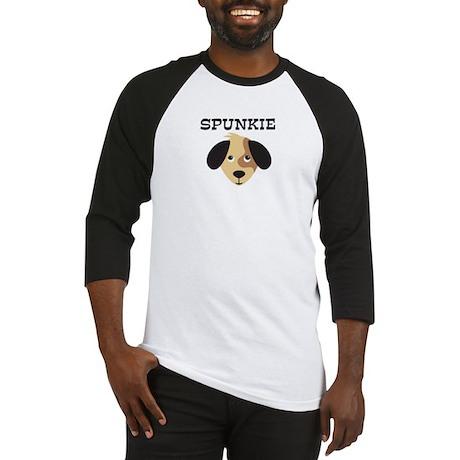 SPUNKIE (dog) Baseball Jersey