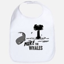 Nuke the Whales Bib