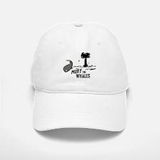 Nuke the Whales Baseball Baseball Cap