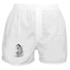 Cute Koi Boxer Shorts