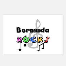 Bermuda Rocks Postcards (Package of 8)
