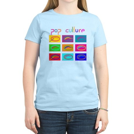 Pop Culture Women's Light T-Shirt
