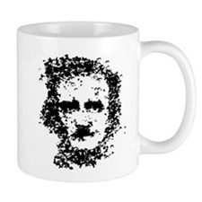 Edgar Allan Poe Small Mug