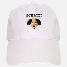 SCHATZI (dog) Baseball Baseball Cap