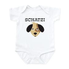 SCHATZI (dog) Onesie