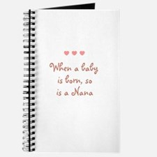 When a baby is born, so is a Journal
