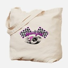 The Hot Pink HemiGirl Tote Bag