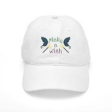Make a wish Baseball Cap