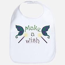 Make a wish Bib