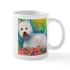 West highland Terrier #5  Mug