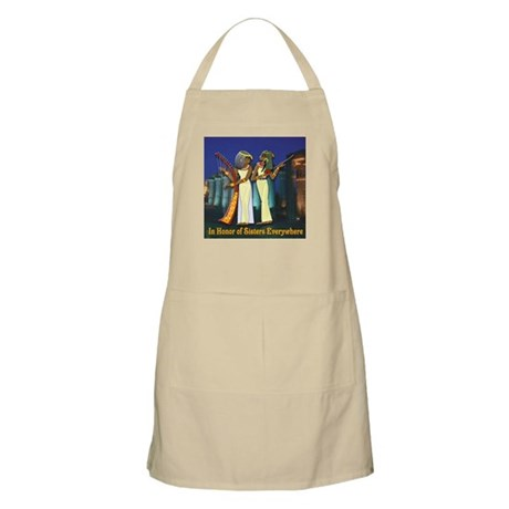 In Honor of Sisters Everywhere BBQ Apron