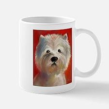 West highland Terrier #6  Mug