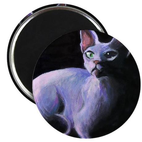 Sphynx Cat #13 Magnet