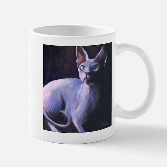 Sphynx Cat #13  Mug