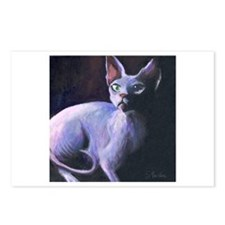 Sphynx Cat #13  Postcards (Package of 8)