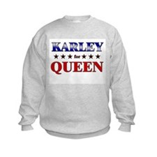 KARLEY for queen Jumpers
