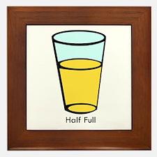Half Full Framed Tile
