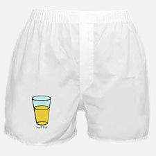Half Full Boxer Shorts