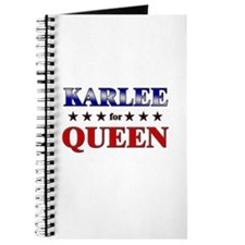 KARLEE for queen Journal